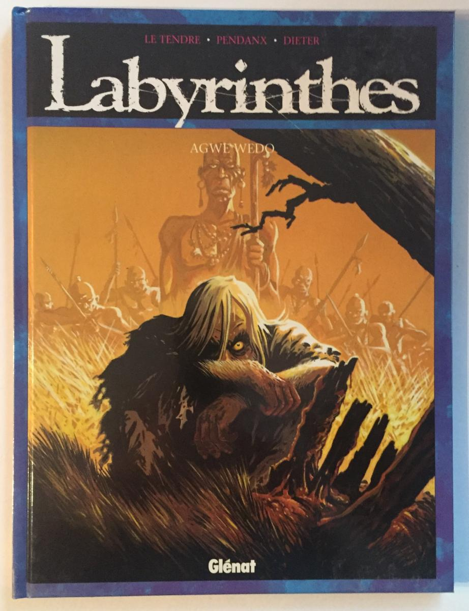 LABYRINTHES tome 3